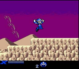 Mega Man Xtreme 2 screen shot 2 2