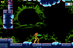 Metroid Zero Mission screen shot 2 2