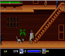 Michael Jackson's Moonwalker Genesis Screenshot Screenshot 4