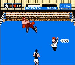 Mike Tyson's Punch-Out!! screen shot 2 2