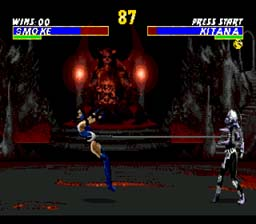 Mortal Kombat 3: Ultimate screen shot 2 2