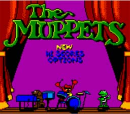 Muppets, Jim Henson's GBC Screenshot Screenshot 1