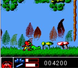 Muppets, Jim Henson's GBC Screenshot Screenshot 2