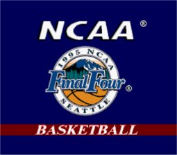 NCAA Final Four Basketball SNES Screenshot Screenshot 1