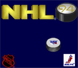 NHL 94 SNES Screenshot Screenshot 1