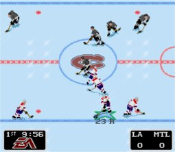 NHL 94 screen shot 2 2