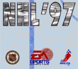 NHL 97 SNES Screenshot Screenshot 1