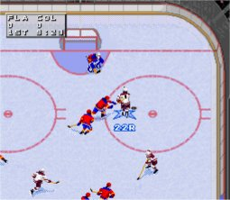 NHL 97 screen shot 2 2