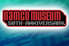 Namco Museum 50th Anniversary GBA Screenshot Screenshot 1