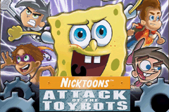 Nicktoons Attack of the Robots screen shot 1 1
