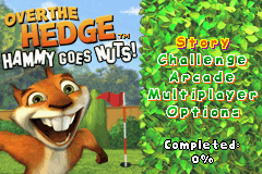 Over The Hedge Hammy Goes Nuts! screen shot 1 1