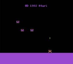 Phoenix Atari 2600 Screenshot Screenshot 1
