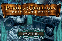 Pirates of the Caribbean Dead Man's Chest screen shot 1 1