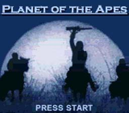 Planet of the Apes GBC Screenshot Screenshot 1