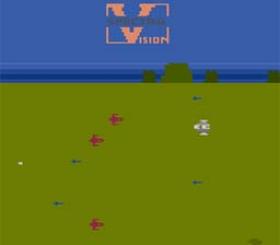 Planet Patrol Atari 2600 Screenshot Screenshot 1