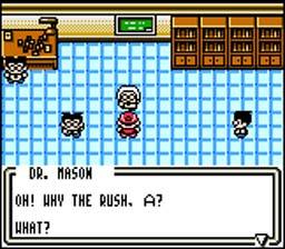 Pokemon Trading Card Game Gameboy/Gameboy Color Screenshot 2
