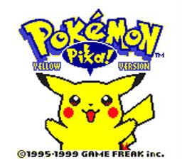 Pokemon: Yellow Version Gameboy Screenshot Screenshot 1