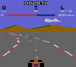 Pole Position screen shot 2 2
