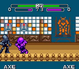 Power Quest GBC Screenshot Screenshot 2