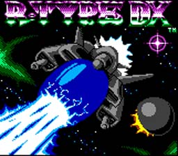 R-Type DX GBC Screenshot Screenshot 1
