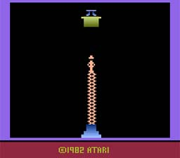 Raiders of the Lost Ark Atari 2600 Screenshot 1