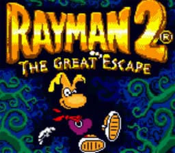 Rayman 2 GBC Screenshot Screenshot 1