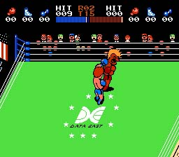 Ring King NES ScreenShot3 Top 10 Old School 80s Sports Video Games