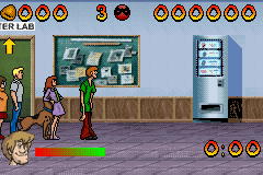 Scooby-Doo and the Cyber Chase screen shot 2 2