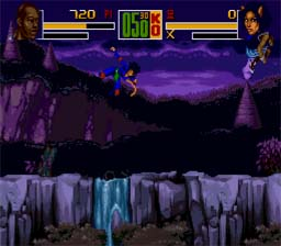 Shaq Fu SNES Screenshot Screenshot 2
