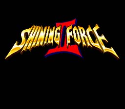 Shining Force 2 Genesis Screenshot Screenshot 1