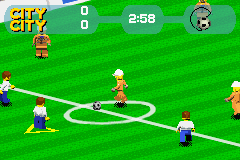 Soccer Mania screen shot 2 2