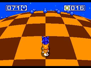 Sonic The Hedgehog 3 Genesis Screenshot Screenshot 2