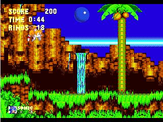 Sonic The Hedgehog 3 Genesis Screenshot Screenshot 4