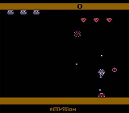 Spider Fighter Atari 2600 Screenshot Screenshot 1