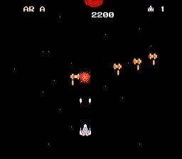 Old school gamers, uni-vos! - Página 2 Star_Force_NES_ScreenShot2