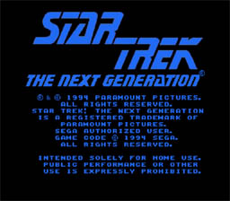 Star Trek: The Next Generation Genesis Screenshot Screenshot 1
