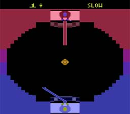 Star Wars Jedi Arena Atari 2600 Screenshot Screenshot 1