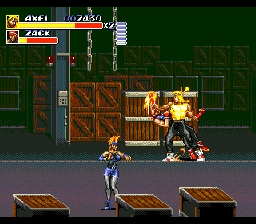 Streets of Rage 3 screen shot 2 2