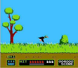 Super Mario Bros. and Duck Hunt NES Screenshot Screenshot 4