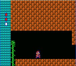 Super Mario Bros. 2 NES Screenshot Screenshot 2