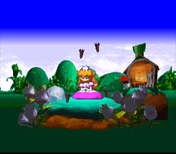 Super Mario RPG SNES Screenshot Screenshot 1