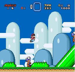 cambiar nombre del jugador Super_Mario_World_SNES_ScreenShot2