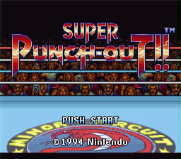 Super Punch-Out!! screen shot 1 1
