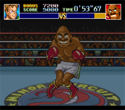 Super Punch-Out!! screen shot 3 3