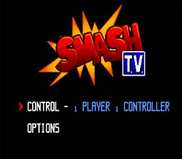 Super Smash TV Genesis Screenshot Screenshot 1