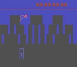 Superman Atari 2600 Screenshot Screenshot 1
