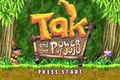 Tak and the Power of Juju screen shot 1 1