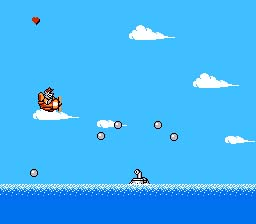 Tale Spin NES Screenshot Screenshot 4