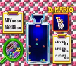 Tetris & Dr. Mario screen shot 2 2