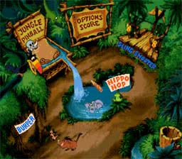 Timon and Pumbaa's Jungle Games screen shot 2 2